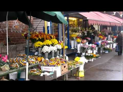 Riga In Your Pocket - Āgenskalns Market (Āgenskalna tirgus)