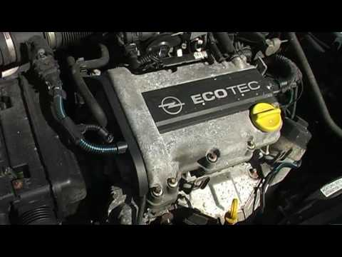 Opel Corsa B 1 0 12v  U0026 39 97 Warm Start