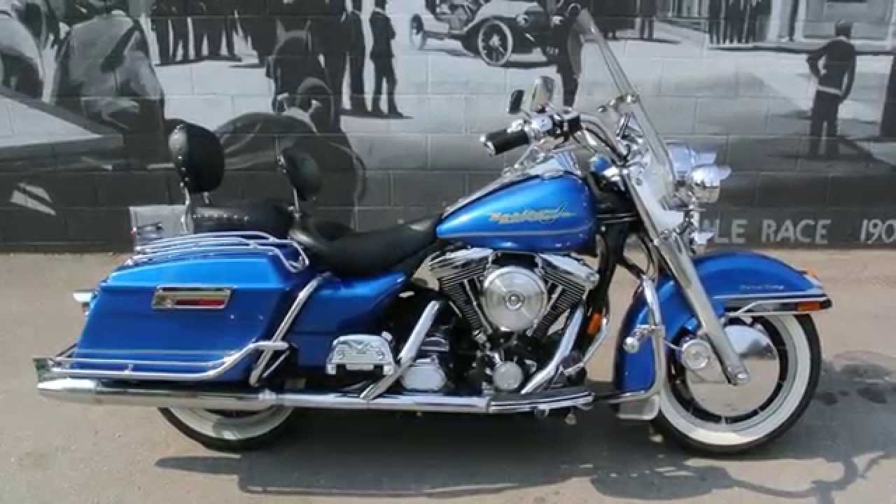 1997 Harley Davidson Road King Youtube Pictures