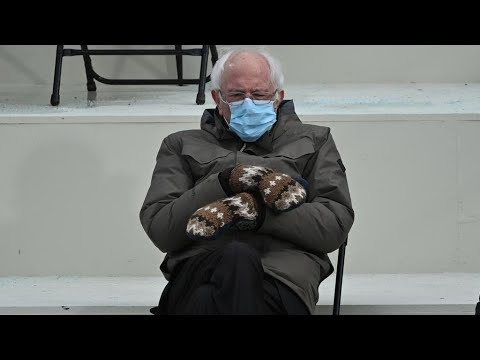 قفازات السيناتور الأمريكي الديمقراطي بيرني ساندرز الصوفية تلهب مواقع التواصل الاجتماعي  - نشر قبل 12 ساعة