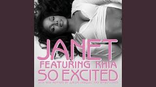 So Excited (Junior Vasquez Dance Radio Remix) (Feat. Khia)