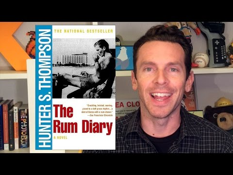 Audiobook Review: The Rum Diary by Hunter S. Thompson