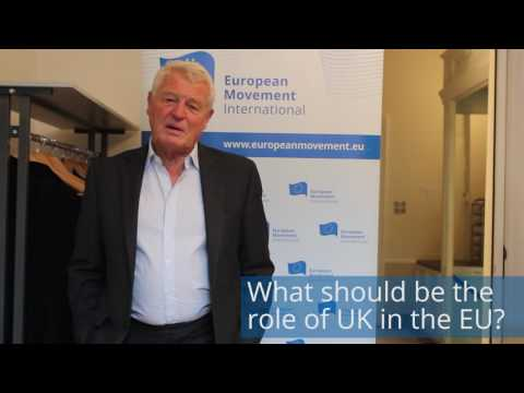 Paddy Ashdown on the UK Referendum - 25.05.2016