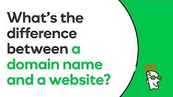 What Is The Difference Between A Domain Name And A Website? | GoDaddy
