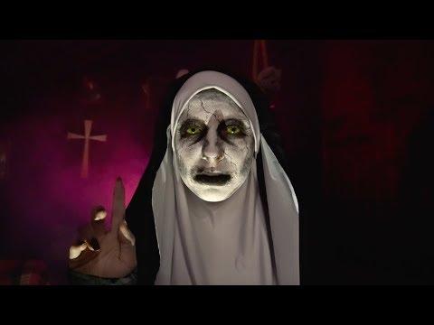 Проклятие монахини - стенд от Phantom Quests