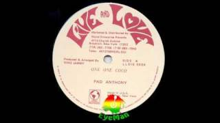 Pad Anthony - One One Coco