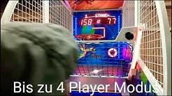 Eventspiel Basletball mieten schweiz, Basketballautomat mieten bei arenaderwunder.ch