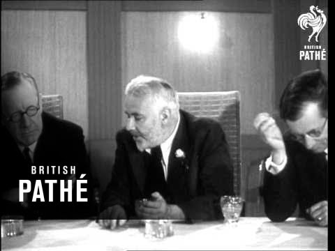 """The B.B.C. Brains Trust Answering """"Any Questions?"""" Reel 1 (1945)"""