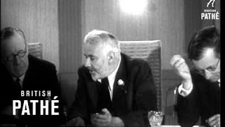 "The B.B.C. Brains Trust Answering ""Any Questions?"" Reel 1 (1945)"