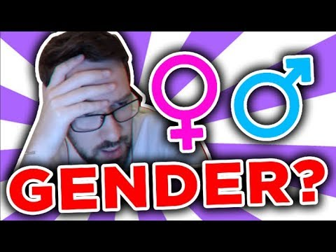 I would take issue with the very first statements you've made... - Destiny Debate on Genders