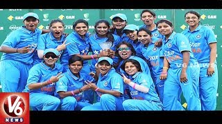 Special Story On Indian Women Cricket Team | ICC Women's World Cup 2017 | V6 Spot Light