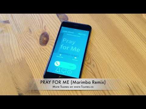 PRAY FOR ME Ringtone - The Weeknd & Kendrick Lamar Tribute Marimba Remix Ringtone - iPhone & Android