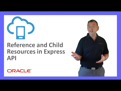 MCS: 44. Reference and Child Resources in Express API