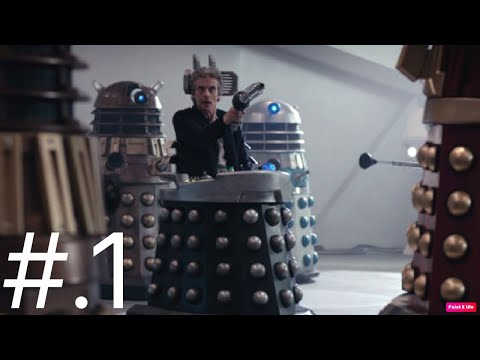 """(Fresh Reaction To) Doctor Who Season 9 Episode 2 """"The Witch's Familiar"""" Part 1"""
