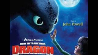 03. The Downed Dragon (score) - How To Train Your Dragon OST