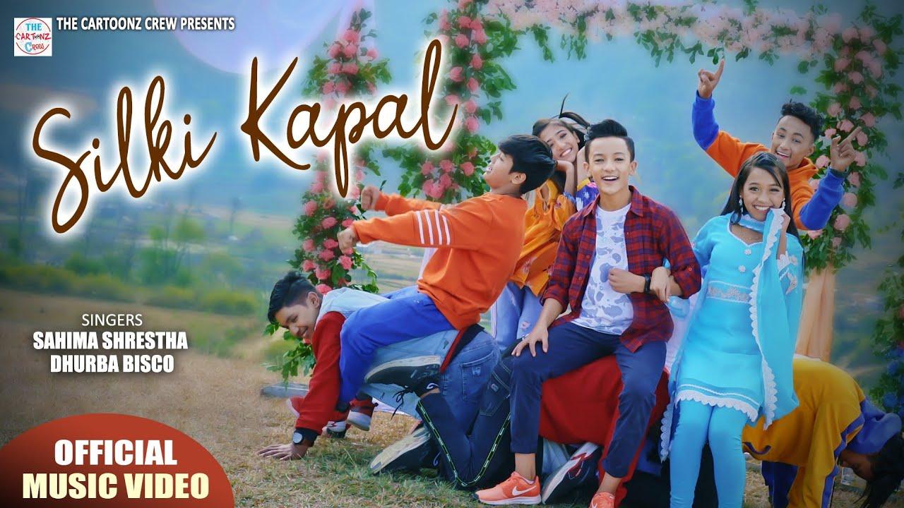 Cartoonz Crew Jr   Silki Kapal   Ft. Saroj & Aashma   Sahima Shrestha   Dhurba Bisco   Official MV