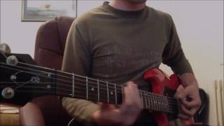 Eric Saade ft. Gustav Noren, Filatov & Karas - Wide Awake (Red Mix) - Guitar Cover