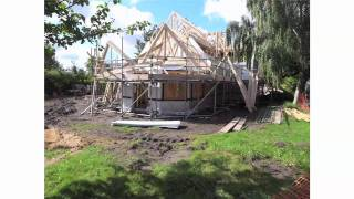 The Meers' Self Build Part 2: Timber Frame