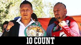 Francisco Vargas vs Orlando Salido - 10 Count