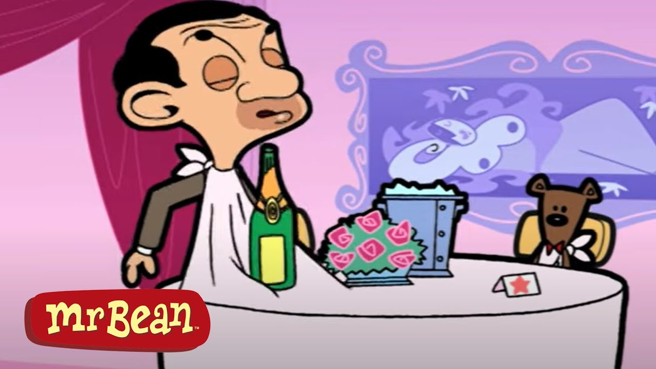 Restaurant | Funny Episodes | Mr Bean Animated | Cartoons for Kids