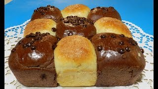 Chocolate Vanilla Sweet Bread