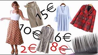 Haul de compras recibidas de Aliexpress (verano e invierno)