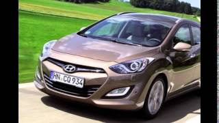 Новый Hyundai i30 универсал 2015.  Hyundai i30 - навстречу желаниям!
