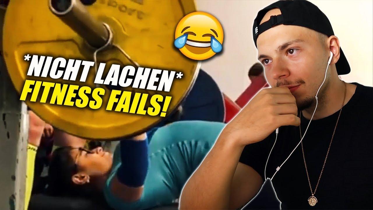 Versuche Nicht Zu Lachen Mit Extremen Gym Fails Lars Holzi