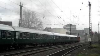 Dampfspektakel 2010 - Tag 3 - E 12771 nach Luxembourg