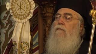 Πανηγυρική Θεία Λειτουργία στον Ι.Ν. Αναλήψεως Κυρίου Νέου Κόσμου
