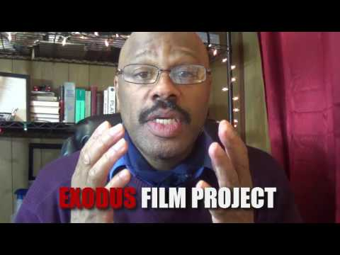 HOW TO GO BACK TO AFRICA!!  EXODUS FILM PROJECT