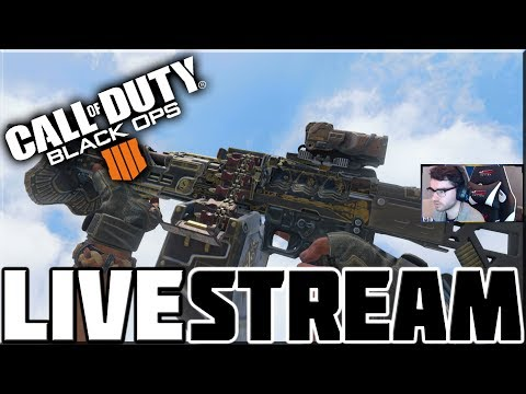 BLACK OPS 4 FUN CHILL STREAM! MULTIPLAYER & BLACKOUT