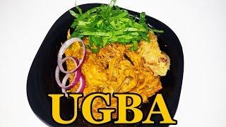 Ugba: Nigerian Restaurant Special