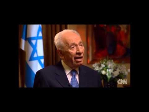 "President Shimon Peres: Iran in ""Open War"" with Israel/Syria Chemical Weapons a Threat to Israel"