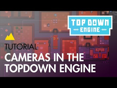Cameras | TopDown Engine Documentation