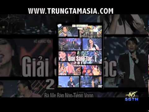 ASIA Releases - Giai Sang Tac DVD & CD, Nguyen Hong Nhung Duong Nhu