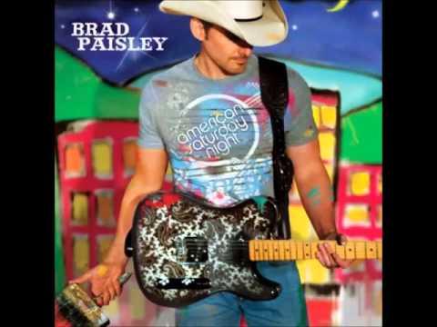 Brad Paisley -- I Hope That's Me