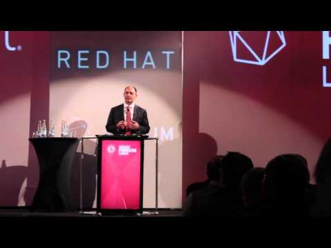 Red Hat Forum Santiago 2014