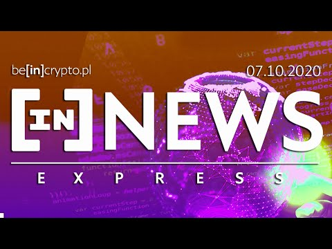 Tańsze opłaty ETH, KuCoin zidentyfikował złodziei, Tokenizacja akcji - [in]NEWS Express - 07.10.2020