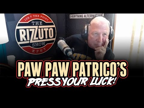 Can STL PAW PAW answer Tony's PRESS YOUR LUCK questions from the last 30 days? [Rizzuto Show]