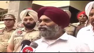 DIG Ranbir Singh Khattra Addressing Media Persons about Probe on Beadbi Cases