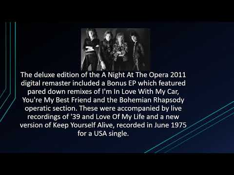 A Night At The Opera - Queen Classic Albums