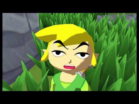 Molgera Battle - The Legend of Zelda: Wind Waker Music (EARRAPE)