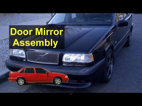 2002 Volvo V70 T5 Door Mirror Removal Tips Doovi