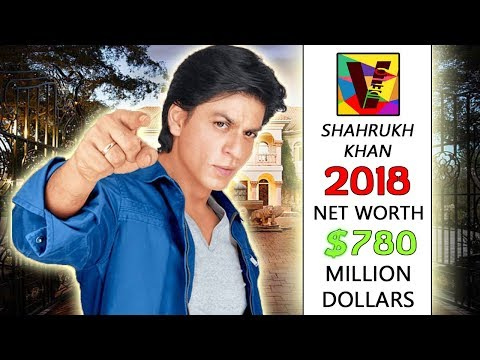 15 Expensive Things Owned By Millionaire Indian Actor Shah Rukh Khan 💵 💰 💎