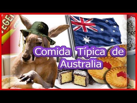 La Gastronomia De Australia | Comida Tipica De Australia