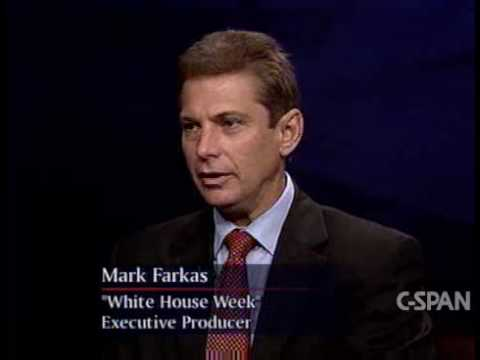 "C-SPAN's Q&A with Mark Farkas, Producer, ""The White House"""
