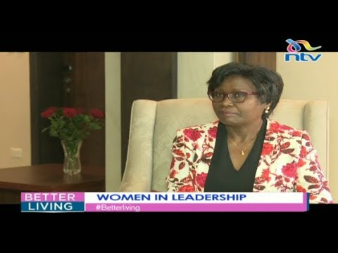 KWFT board vice chair's counsel on women and leadership