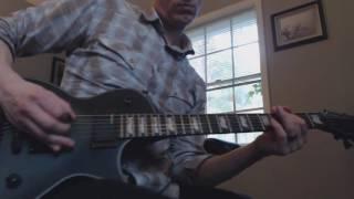 john parr man in motion st elmo s fire guitar cover esp ltd bill kelliher bk 600