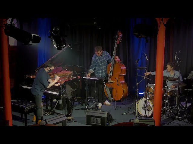 Jazz at the Blue Lamp presents... The Alan Benzie Trio